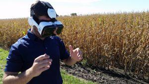realidad virtual agricultura